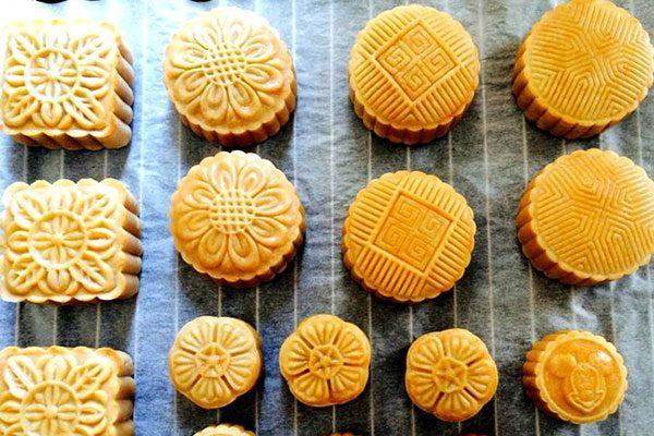 làm bánh trung thu handmade